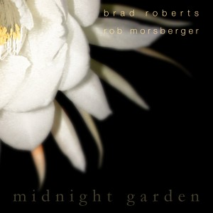 Midnight Garden - Cover