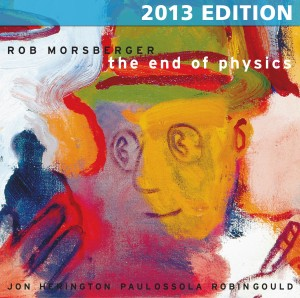 The End Of Physics - Cover