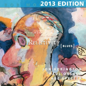 Relativity Blues - Cover