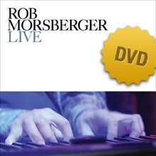 Rob Morsberger Live DVD